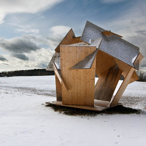 atelier mile away pick 2015: Cross Country Skiing at Omi International Arts Center