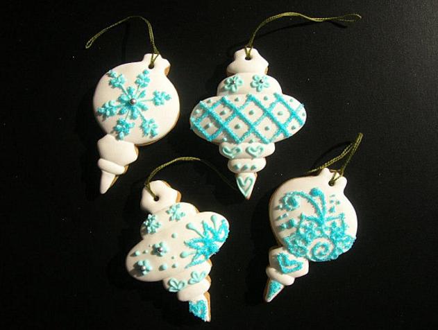 atelier mile away ornament cookies