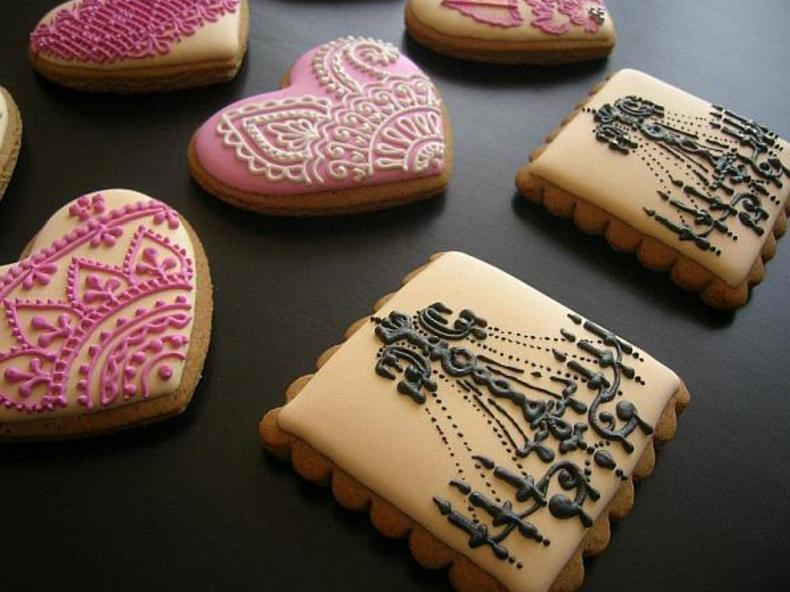 atelier mile away art cookies