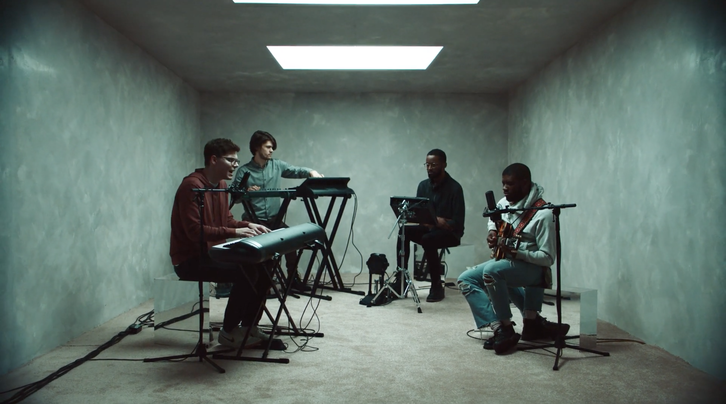 Kevin Garrett Partners With Vevo to Release Live Videos for