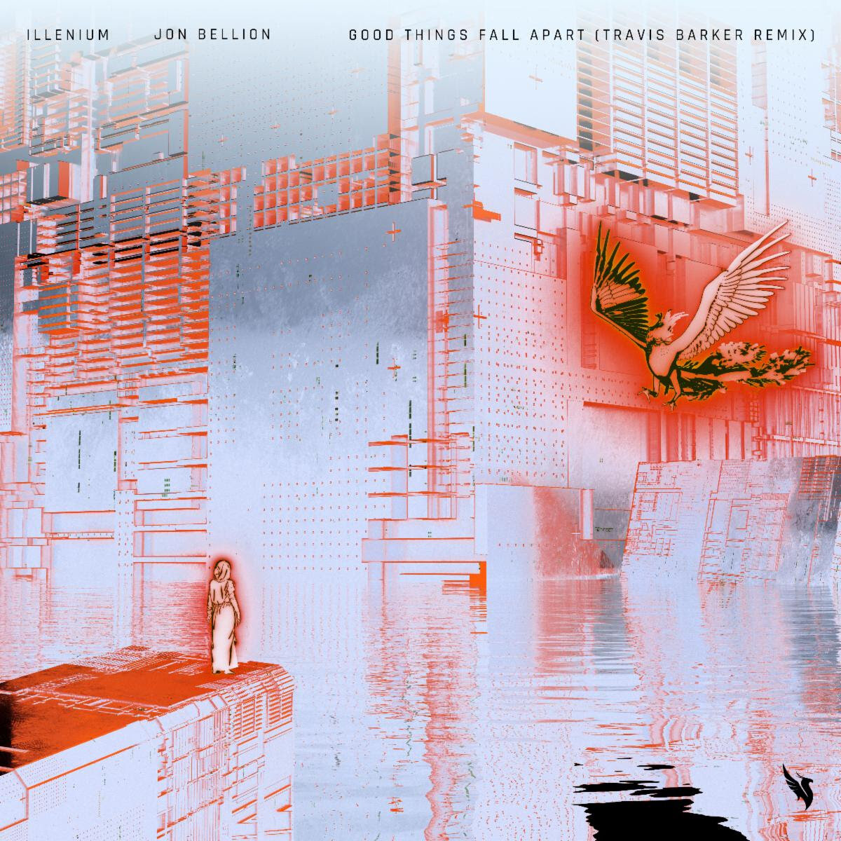 "Travis Barker Remixes Illenium's ""Good Things Fall Apart"