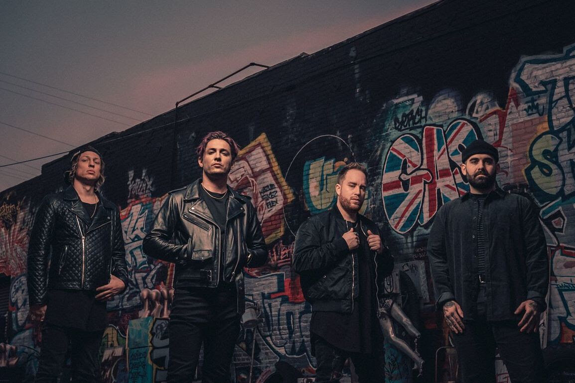 The Word Alive Release New Music Video