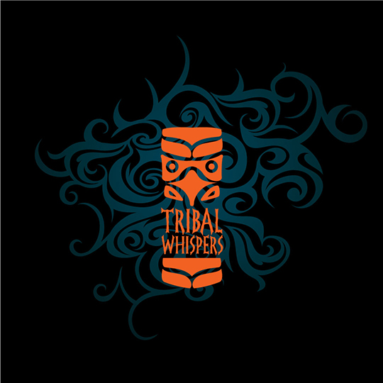 TRIBAL WHISPERS   Music by Matt Hahn, Battery by Tom Gasparrini  Image by Kathy Royer
