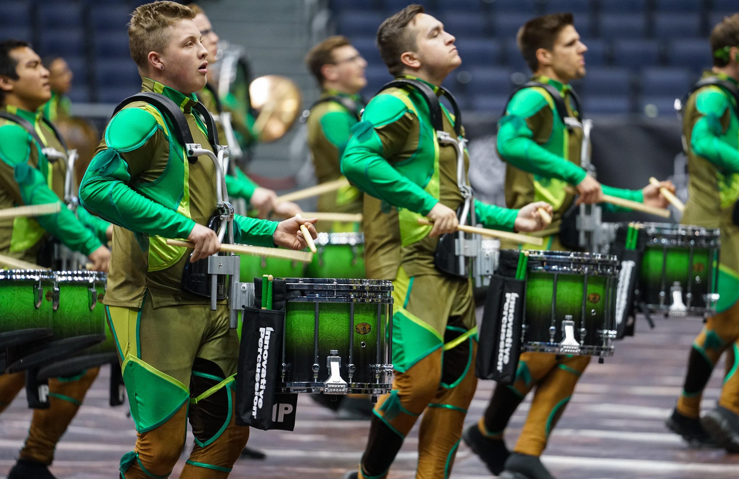 IMPACT Percussion (PIA)