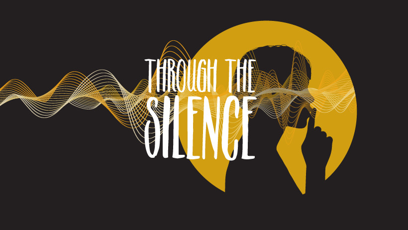 THROUGH THE SILENCE   Music by Matt Hahn, Battery by Ryan Ellis  Image by Kathy Royer