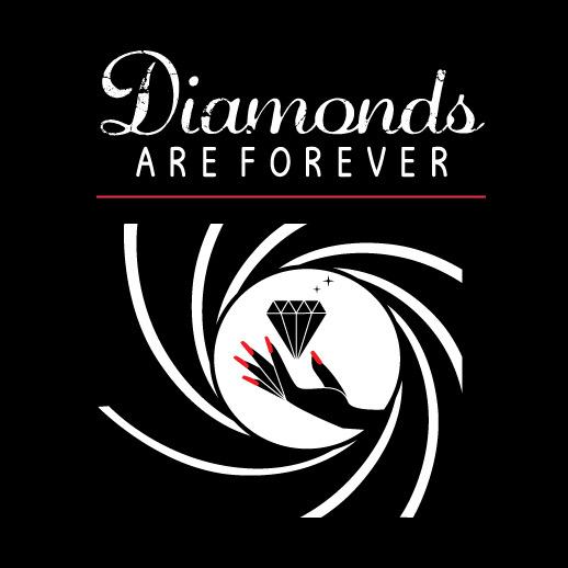 DIAMONDS ARE FOREVER   Music by Matt Hahn
