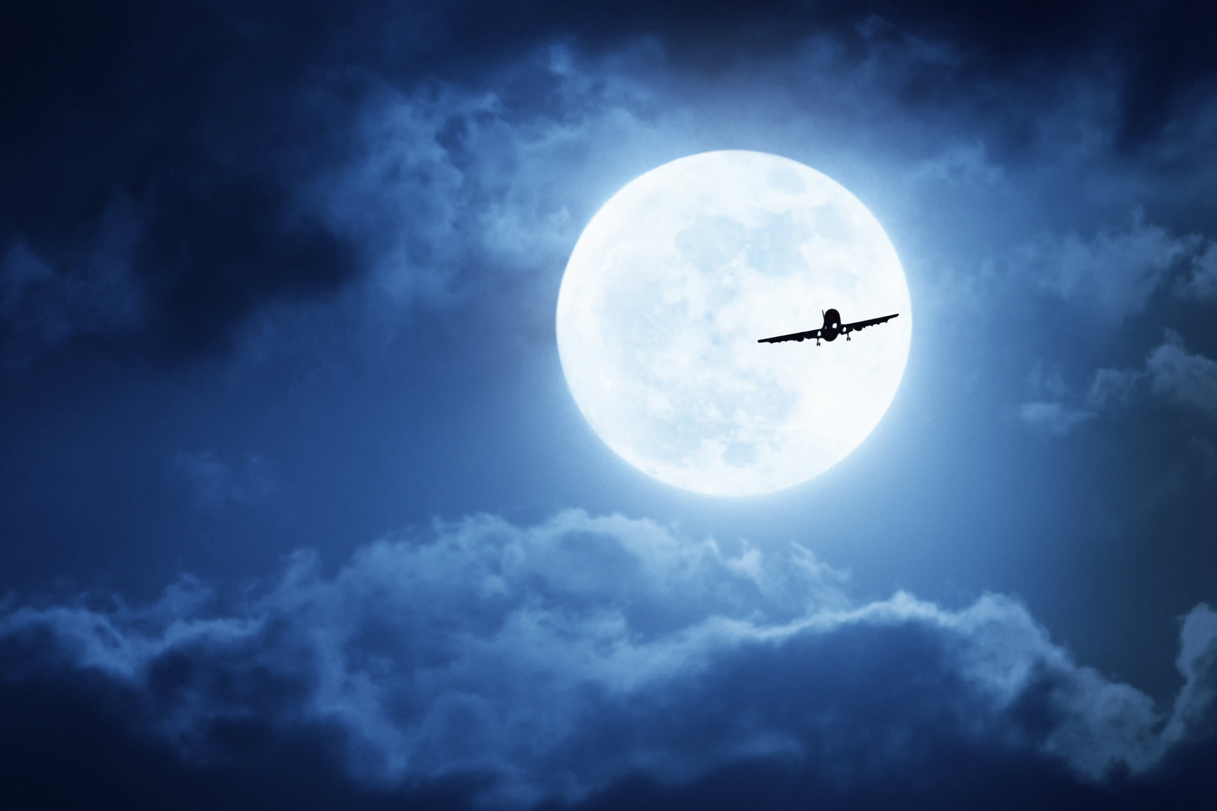 Fly Me To The Moon   Music by Matt Hahn