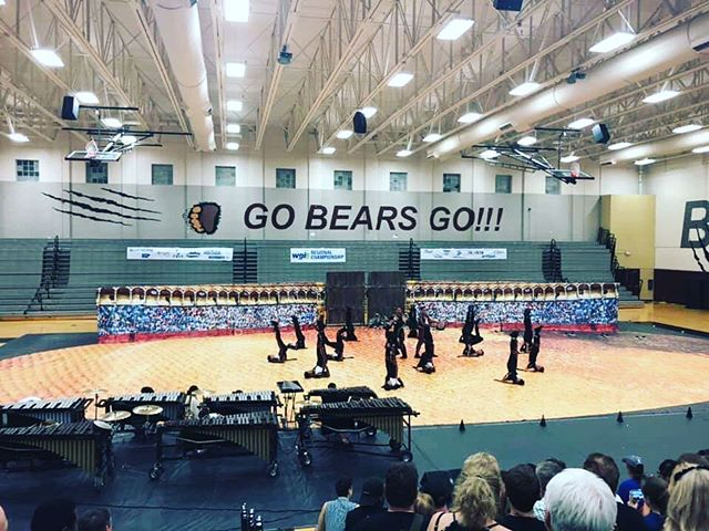 @fiuindoorpercussion with an amazing finals performance at #wgiOrlando!! #RMDsquad 📷 @cjcruzi3