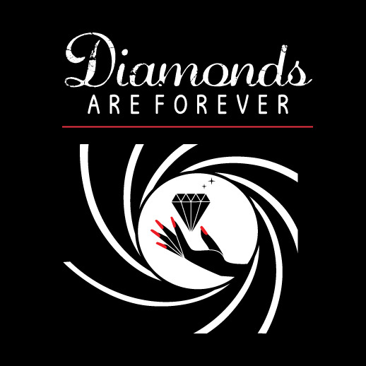 DIAMONDS ARE FOREVER   Marching Percussion  $750 - $900