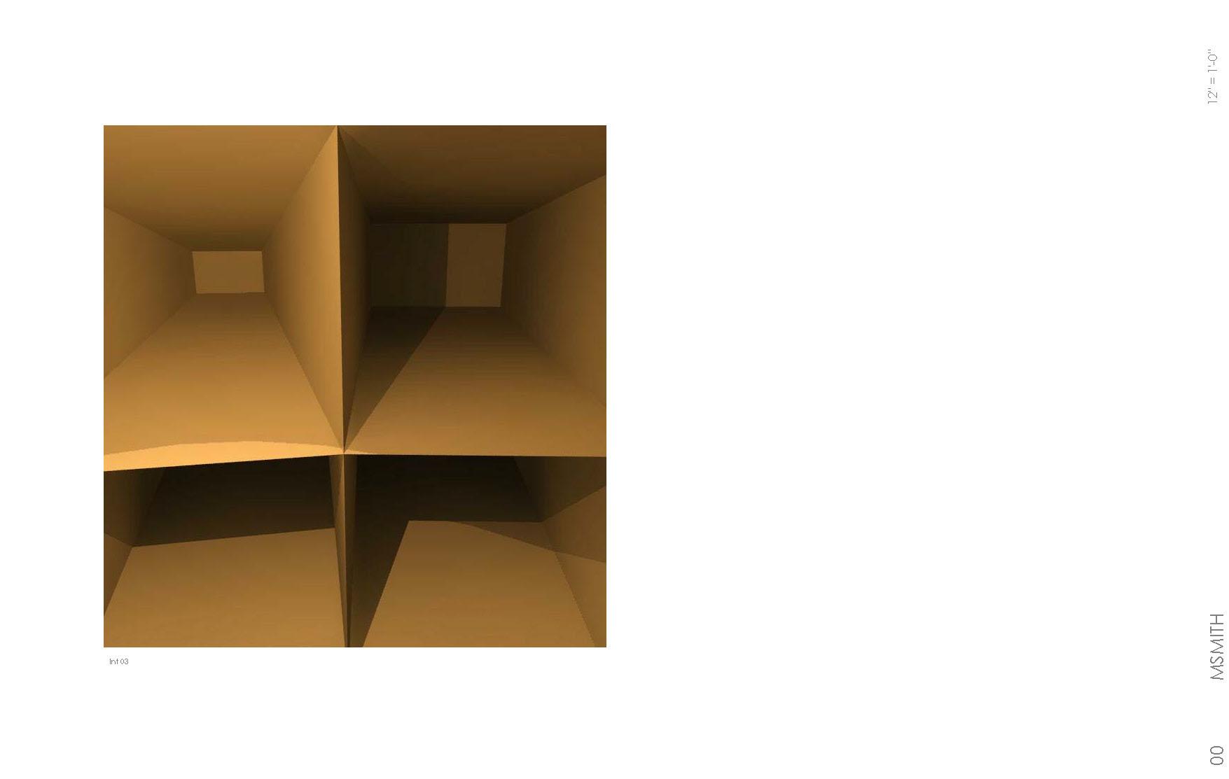 Revit Schematic Rendering 02