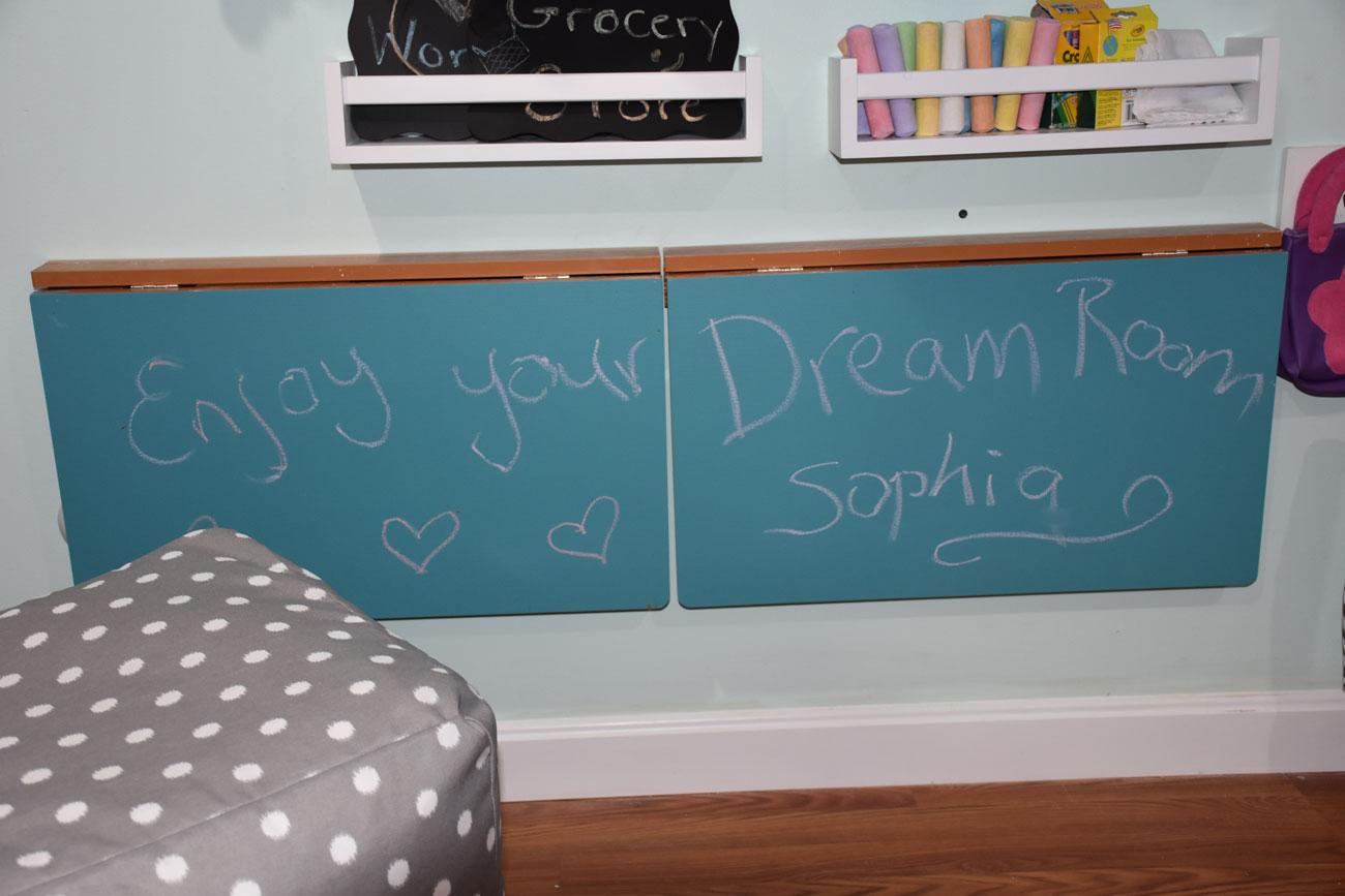 Chalkboard..