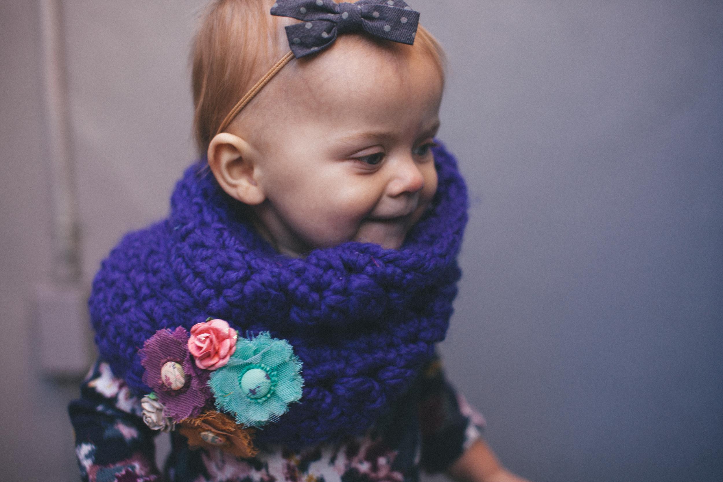 denver skin care scarf