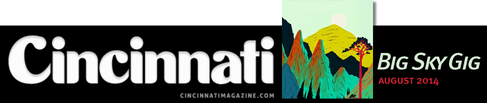 Click on the banner above to read my recent piece for Cincinnati Magazine.