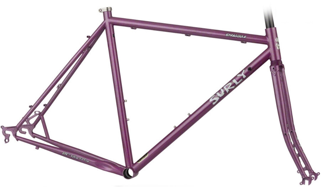 Surly Straggler Frame - $600.00Glitter Dreams58 cmEmail Us
