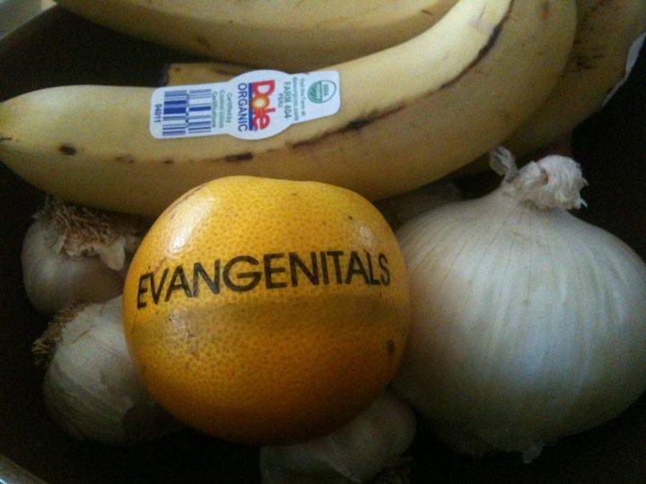 All Organic Evangenitals