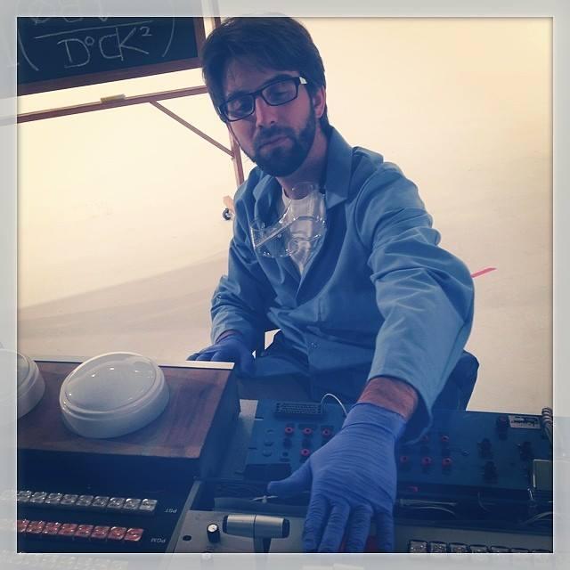 Mix Master Michael Feldman