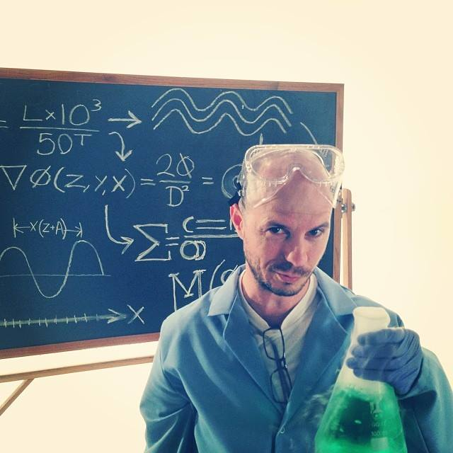 Danny Graziani because Science.