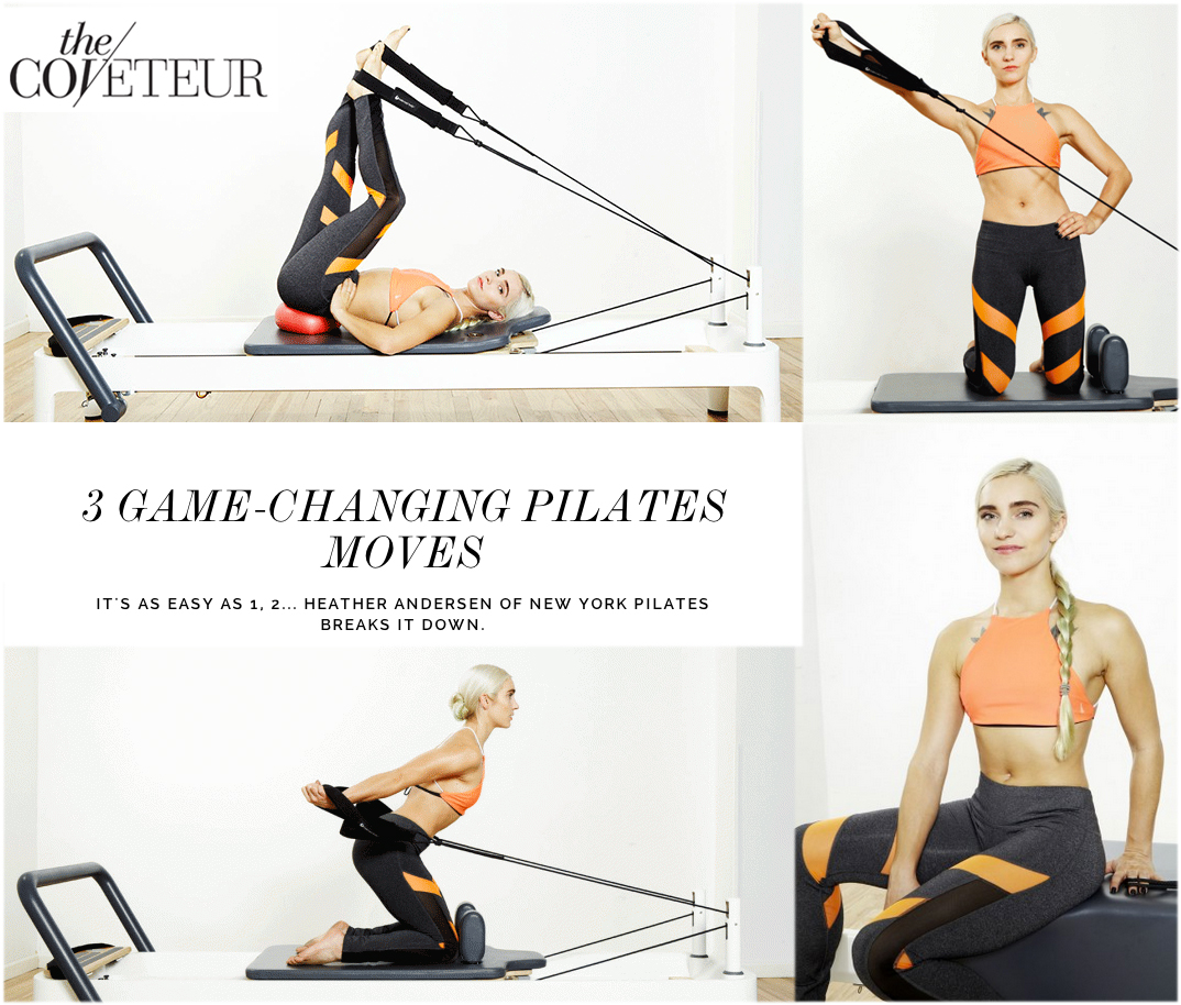 Heather Andersen New York Pilates The Coveteur Asteria Active Leggings