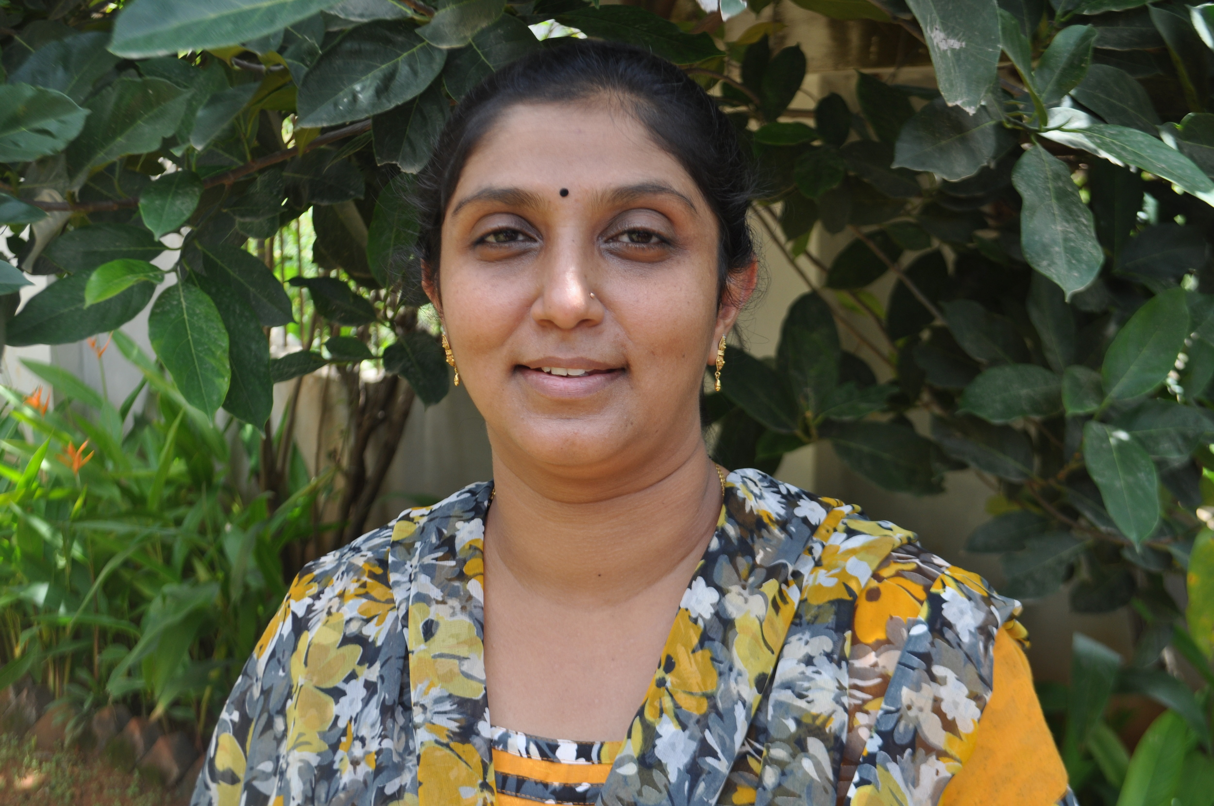 Rashmi P., Clinic Supervisor cum Counsellor