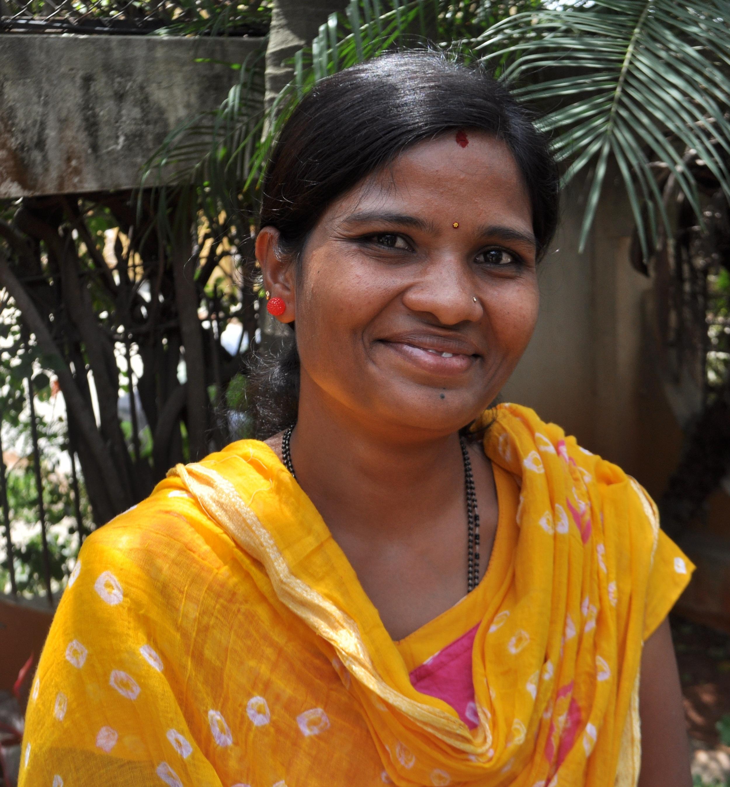 Nagaveni B., Community Staff Nurse