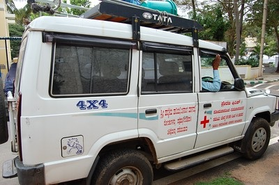 Mobile Medical Clinic — Public Health Research Institute of India