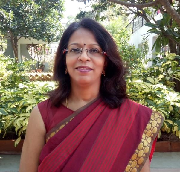 Poornima Jaykrishna., Administrator, HR & Finance Officer