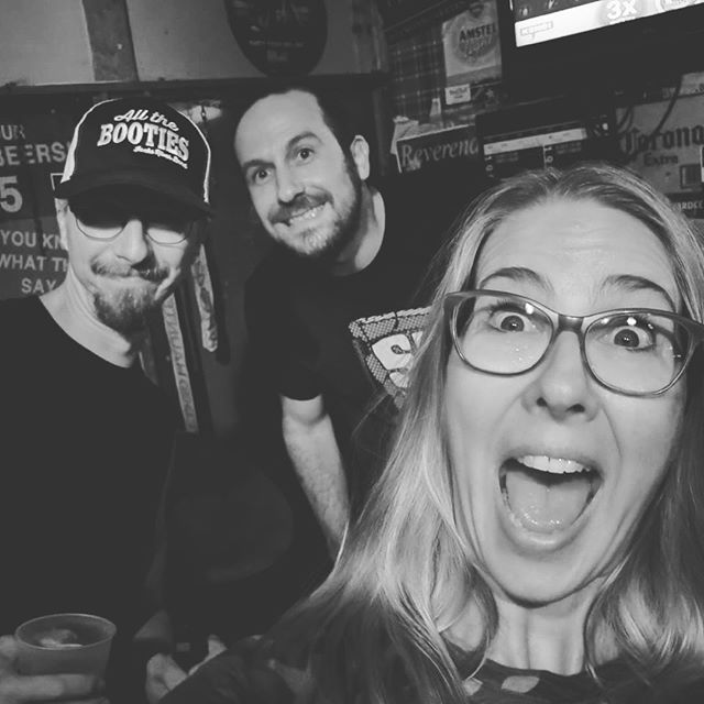 Had a great time with our final set at @niksbackporch last night! Heading to @onestopavl to get loosey goosey. #getweird #ripniks #ashevillenc #asheville #ashevillemusic #theonestop #funk #funky #howmanybooties #allthebooties #jacksriverband #atlmusic #funkytown