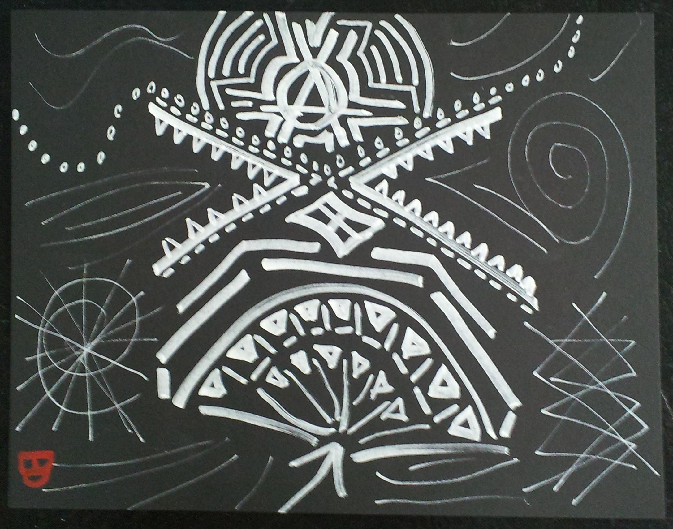 Black Tiki