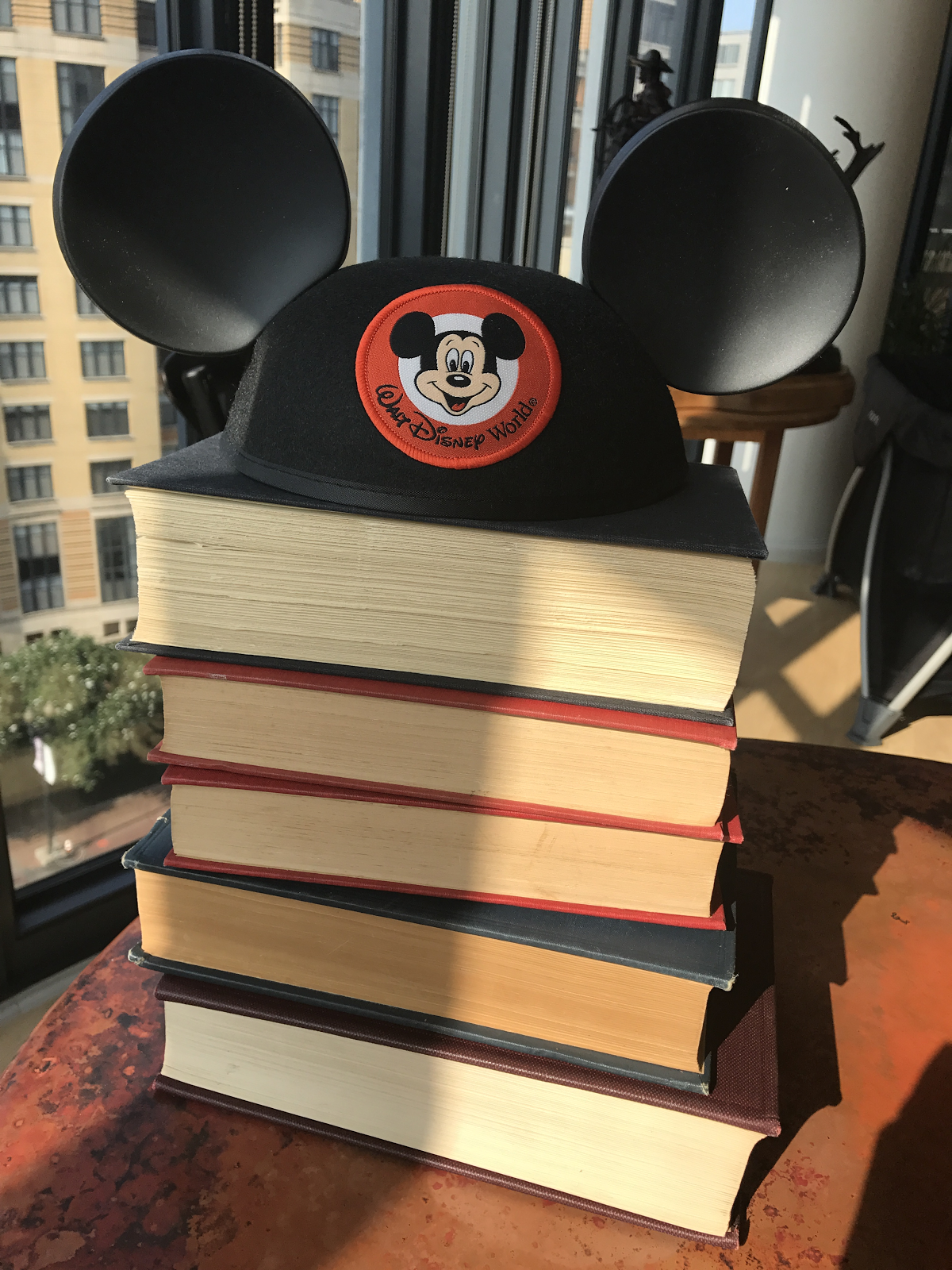 Gift from Gene Ludwig - Compliance isn't Mickey Mouse