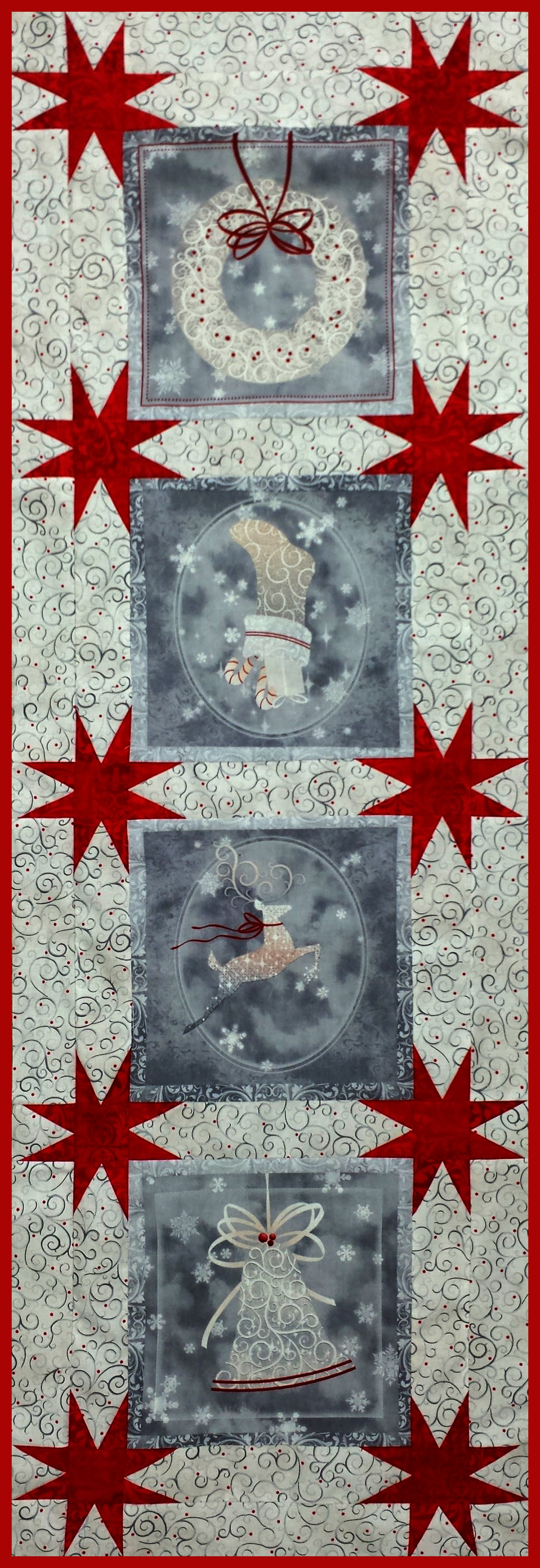 sashing star quilt