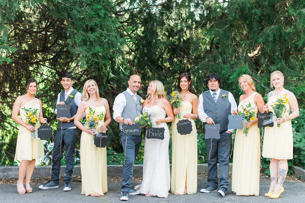 Wedding at The Miners Foundry | Tara + Noel | Nevada City Wedding Photographer