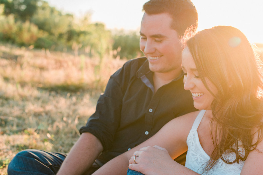 Engagement at Comb's Ranch | Jon & Jessie | Oroville, CA