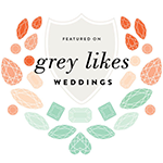 Heather Selzer Wedding & Lifestyle Photographer - Northern California - Featured on Grey Likes Weddings