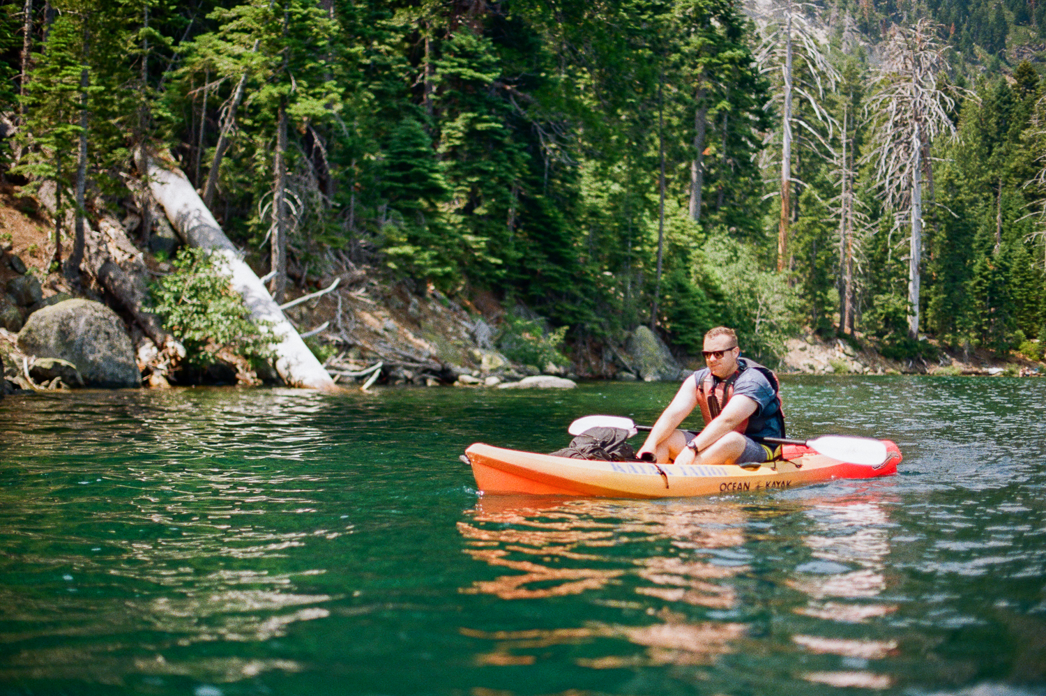 South Lake Tahoe Vacation at Emerald Bay & Eagle Falls | Tahoe Lifestyle Photographer