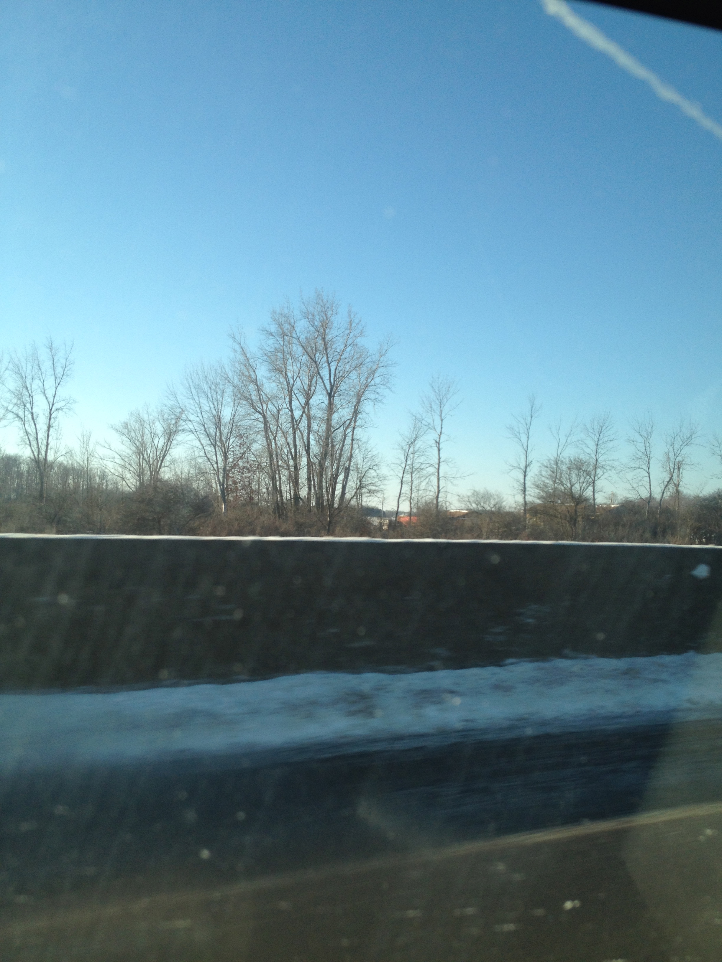 The icy road to Chicago