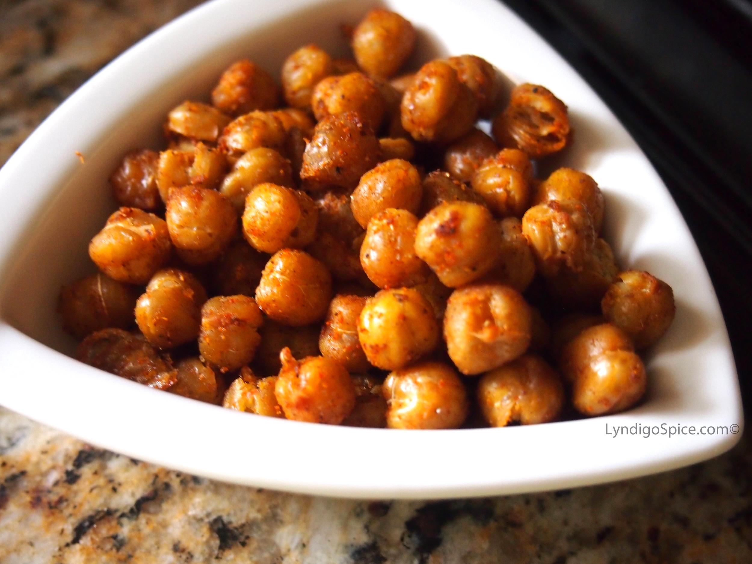 Lyndigo Spice® Roasted Chickpeas