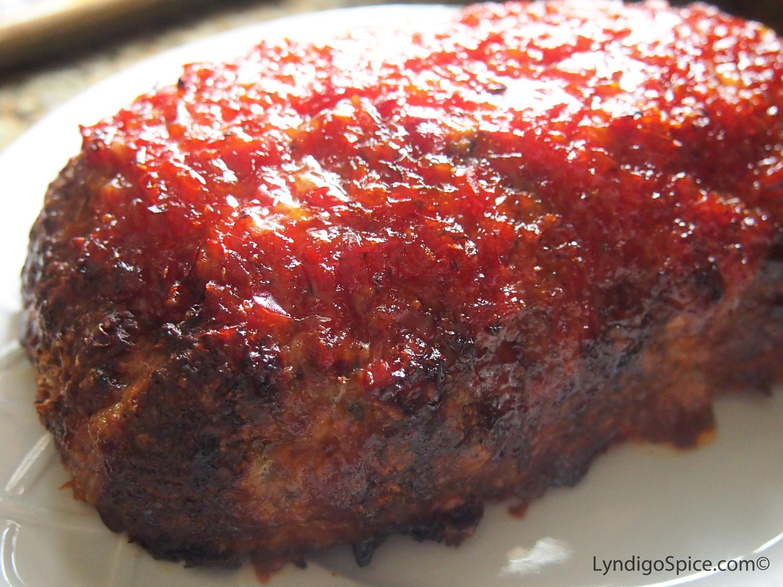 Lyndigo Spice® Meatloaf