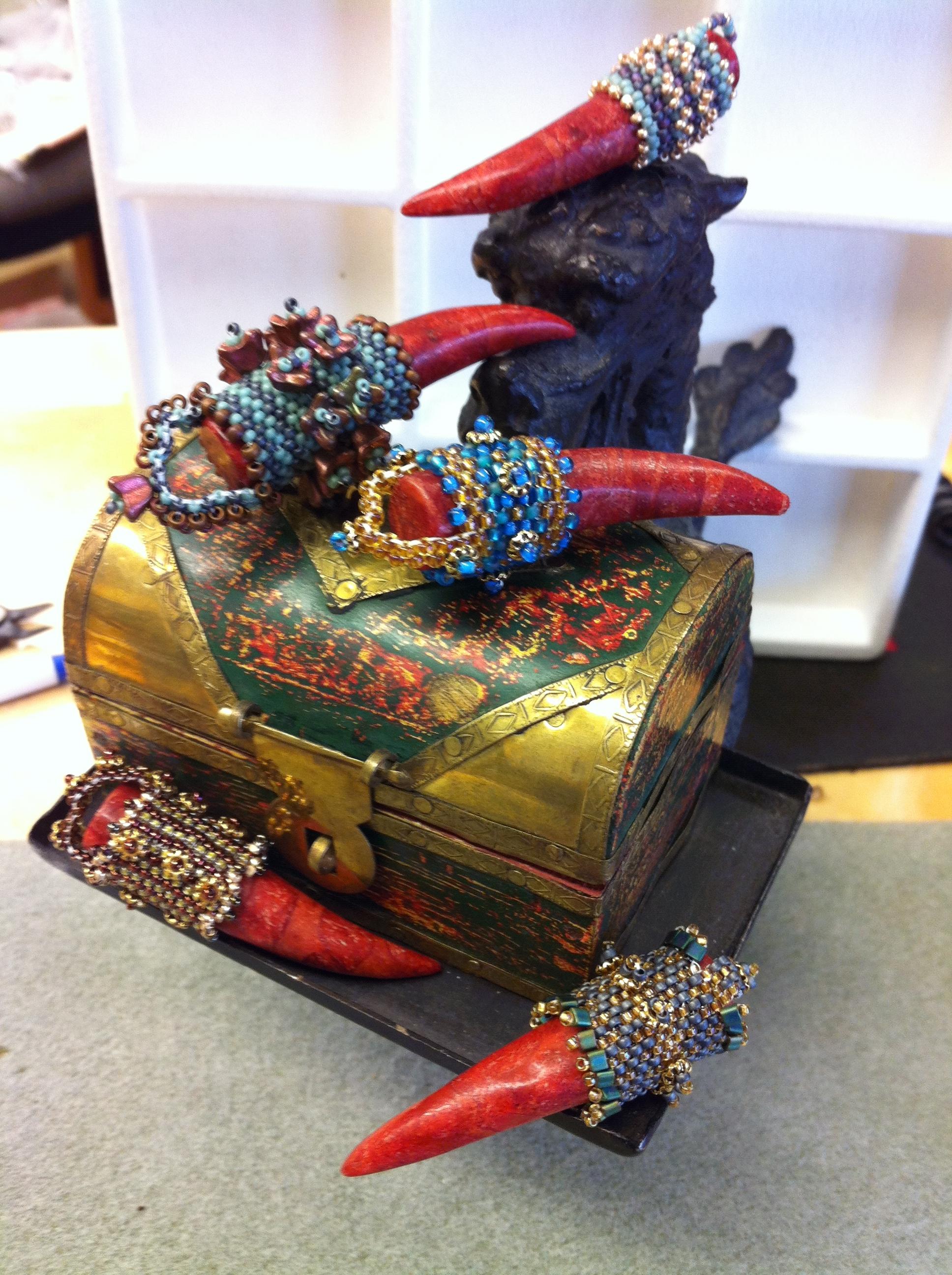 Tribal Claw Pendants