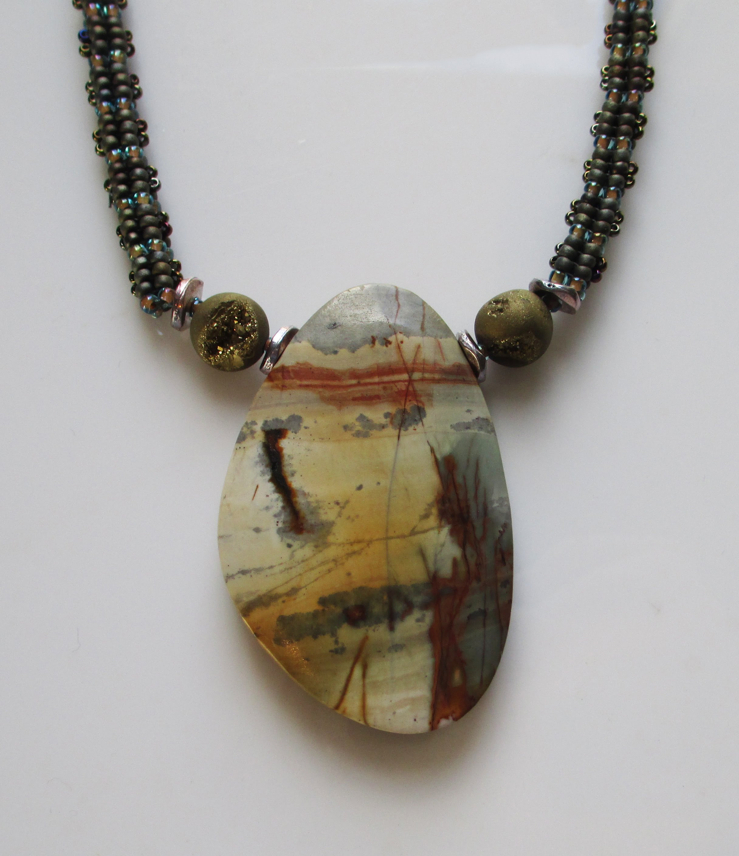 "Kolby Fehlberg-Burns ""Sonoran Desert Necklace"""
