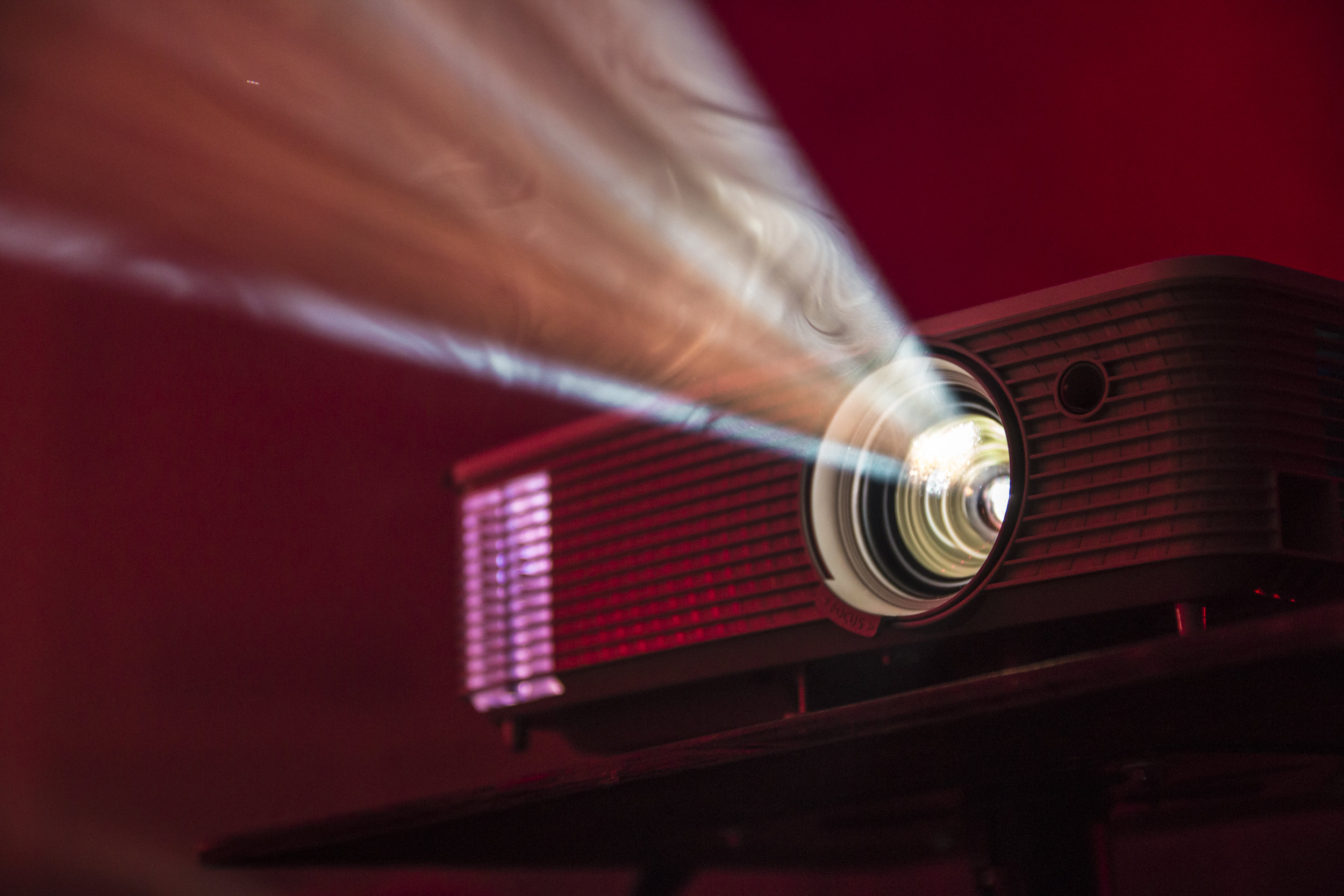 Audio/Video (A/V) - The Royale has wireless internet, a projector and sound system. We have the ability to project slideshows, videos and presentations.