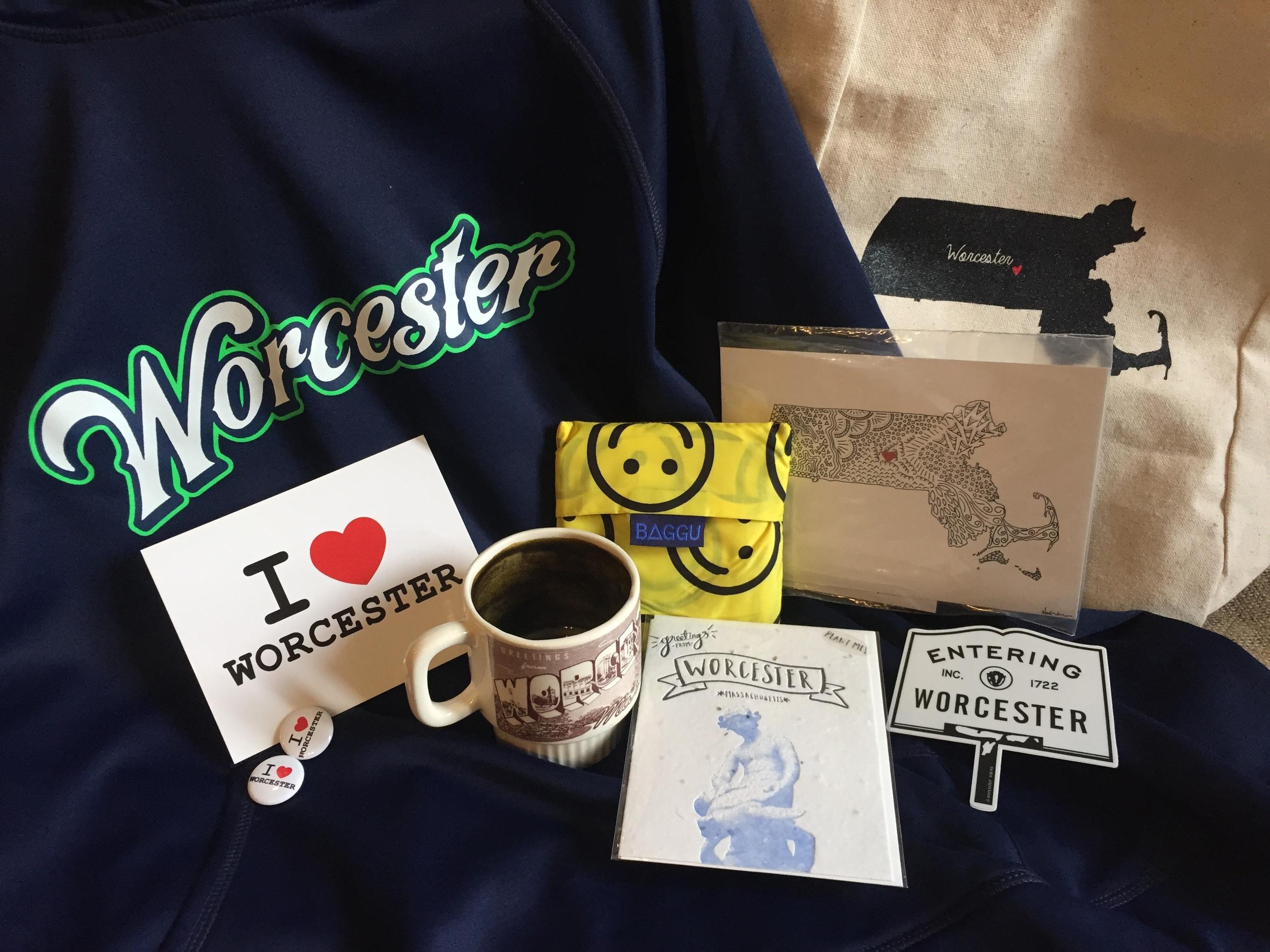 worcester gift shop