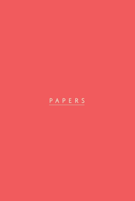 Bard Papers 2014, Layout Editor