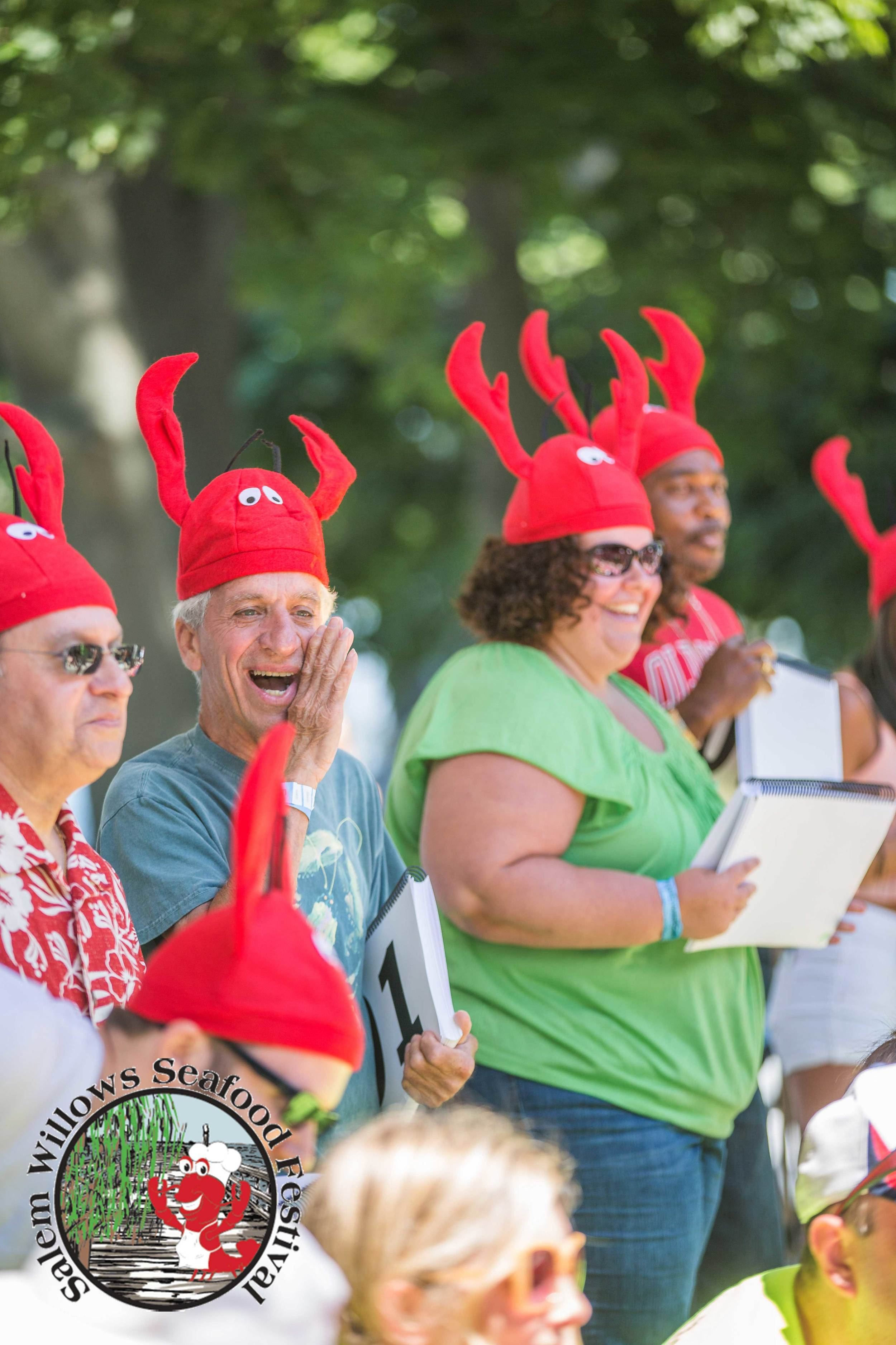 Salem Willows Seafood Festival  - July 10-12