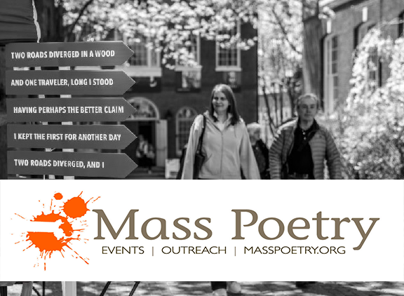 Mass Poetry Festival   April 29-May 1