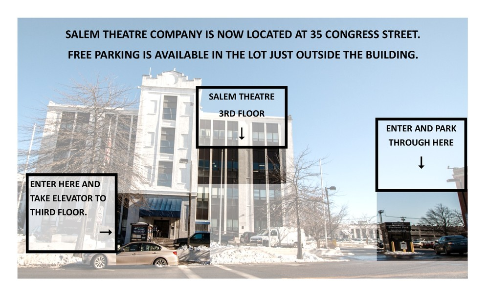 Salem THeatre Location Infographic