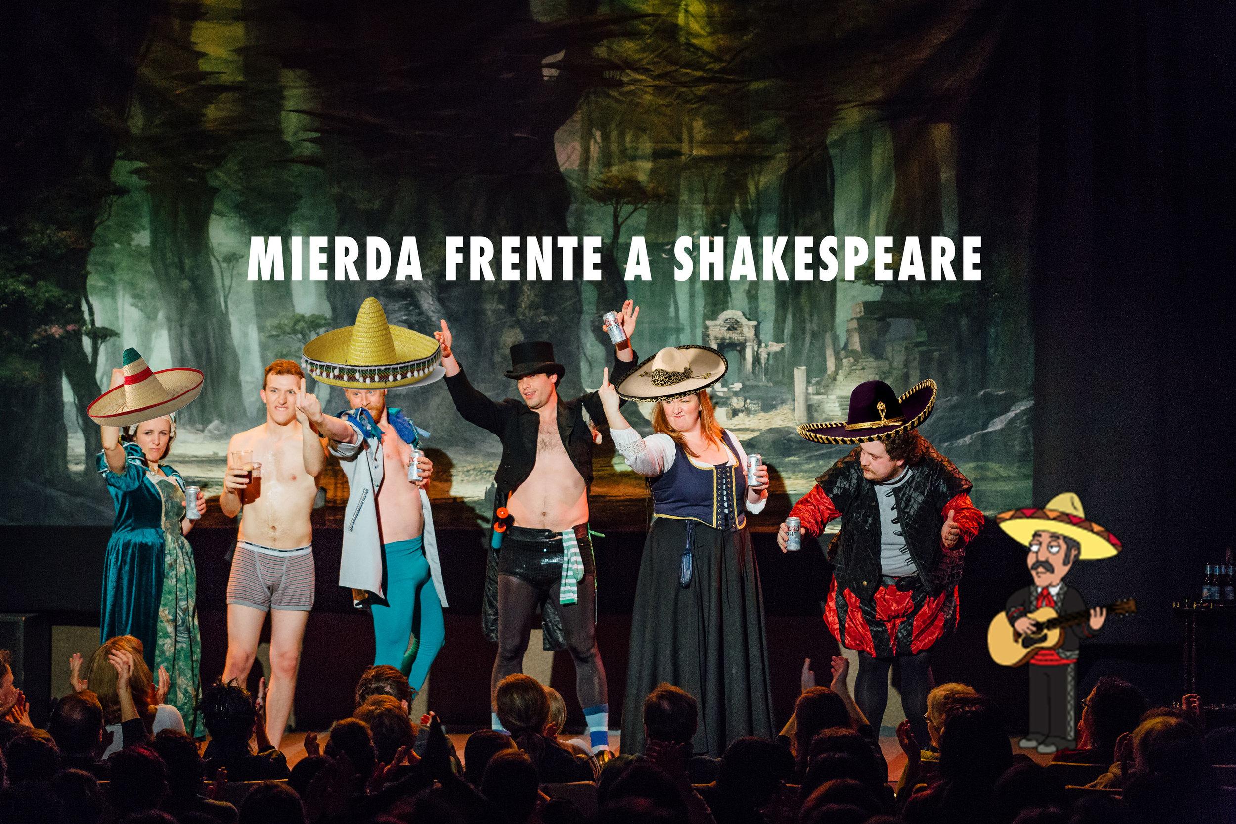 Sh!t Faced Shakespeare Salem MA
