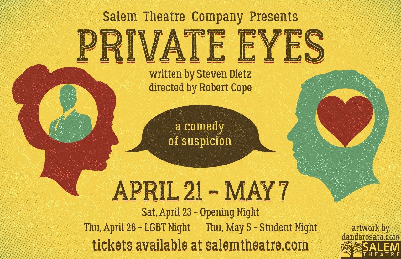 Salem theatre Private Eyes