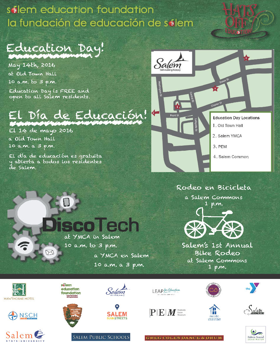 Learn More About Education Day Here