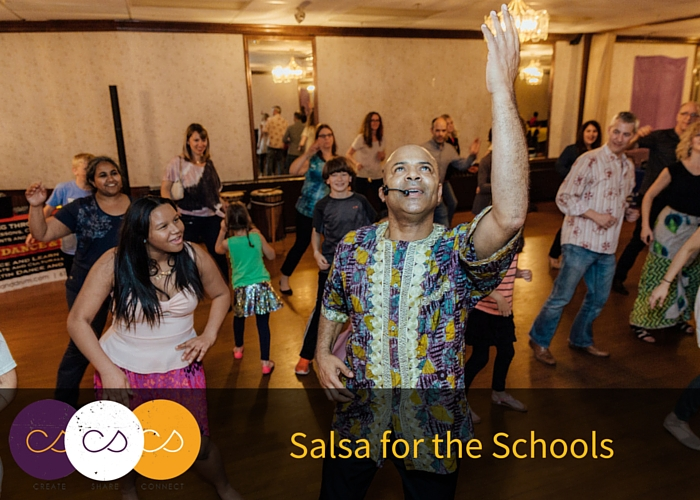Salsa for the Schools