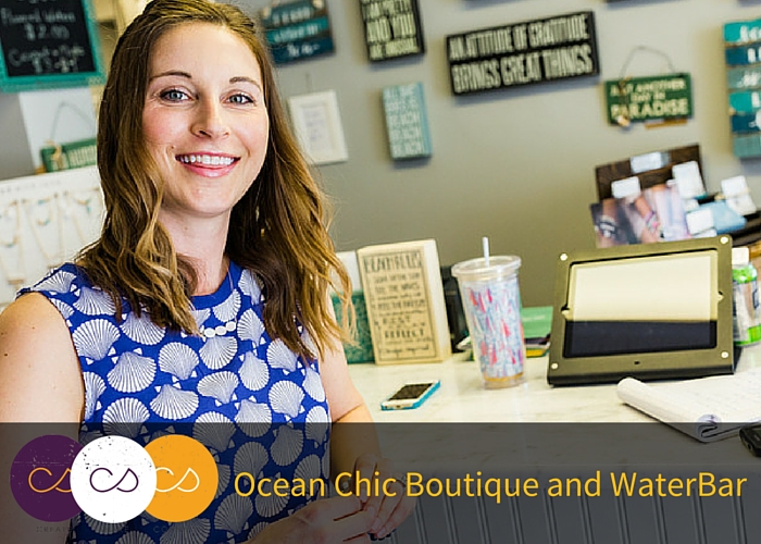 Ocean Chic Boutique and WaterBar